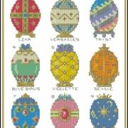 CS Jewelled Eggs Sampler